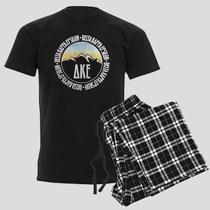 Delta Kappa Epsilon Sunset Men's Dark Pajamas