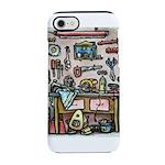 Grandma's Tool Shop iPhone 7 Tough Case