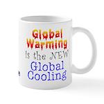 Global Warming - the NEW Global Cooling Mug