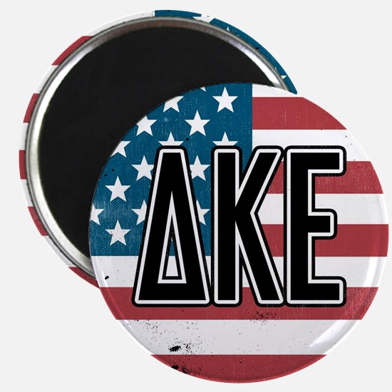 Delta Kappa Epsilon Flag Magnet