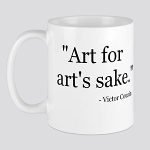 Art for Art's Sake Mug