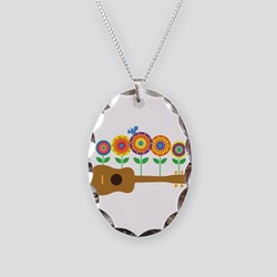 Oval Charm Necklaces