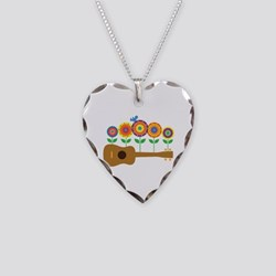 Heart Charm Necklaces