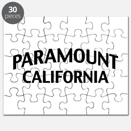 Paramount California Puzzle