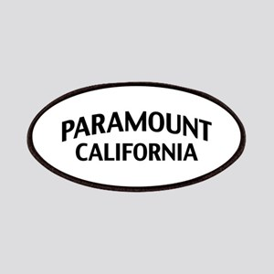 Paramount California Patches