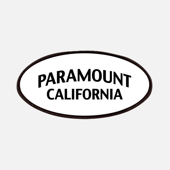 Paramount California Patches