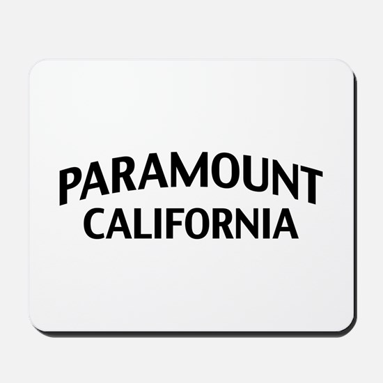Paramount California Mousepad
