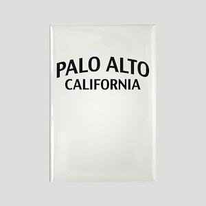 Palo Alto California Rectangle Magnet
