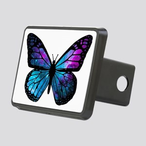 Galactic Butterfly Hitch Cover
