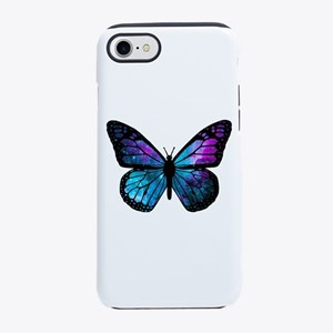 Galactic Butterfly iPhone 7 Tough Case