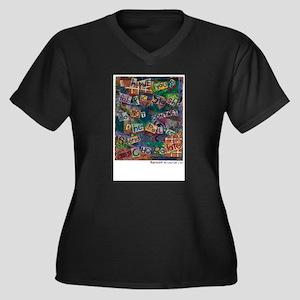 ransomFinal Plus Size T-Shirt
