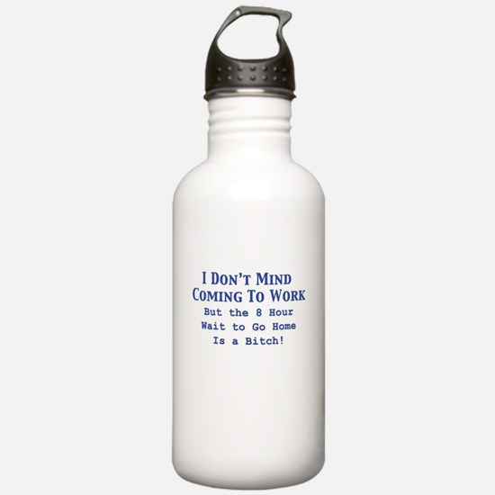 Unique Funny work Water Bottle