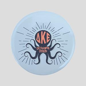 Delta Kappa Epsilon Octopus Button