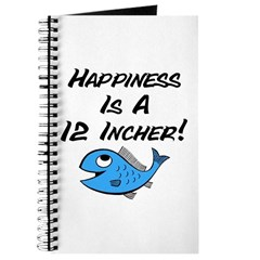 12 Inches Journal