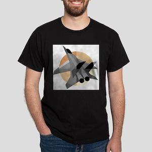 jET11 Black T-Shirt