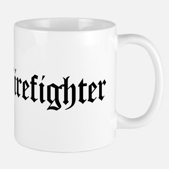 Forest Firefighter Mug