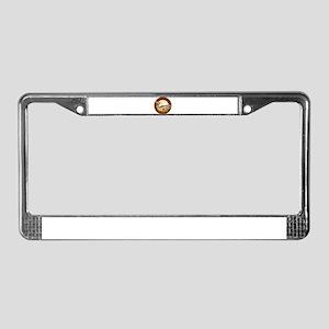 Speckled Trout License Plate Frame