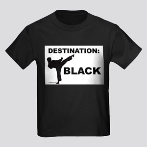 Destination Black 1 T-Shirt