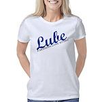 Lube Musical Words Women's Classic T-Shirt