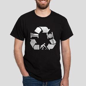 Ice Hockey designs Dark T-Shirt