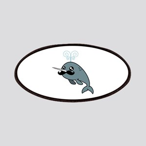 Narwhalstache Patches