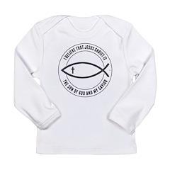 Christian Believers Long Sleeve Infant T-Shirt