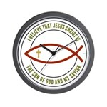 Christian Believers Wall Clock