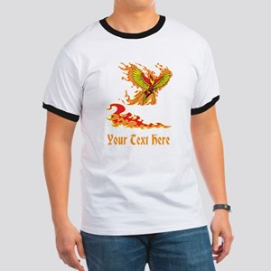 Phoenix and Custom Text. Ringer T