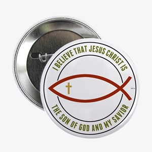 "Christian Believers 2.25"" Button (10 pack)"