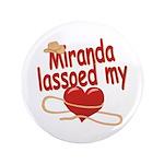Miranda Lassoed My Heart 3.5
