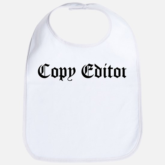 Copy Editor Bib