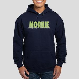Morkie ADVENTURE Hoodie (dark)