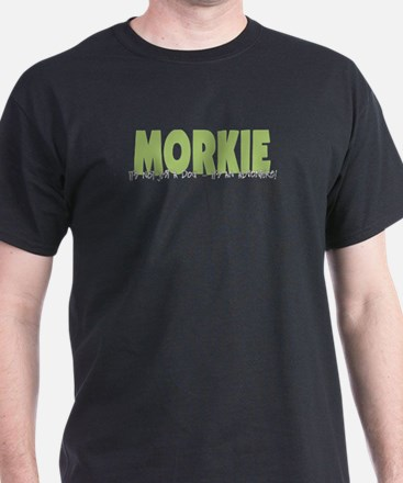 Morkie ADVENTURE T-Shirt