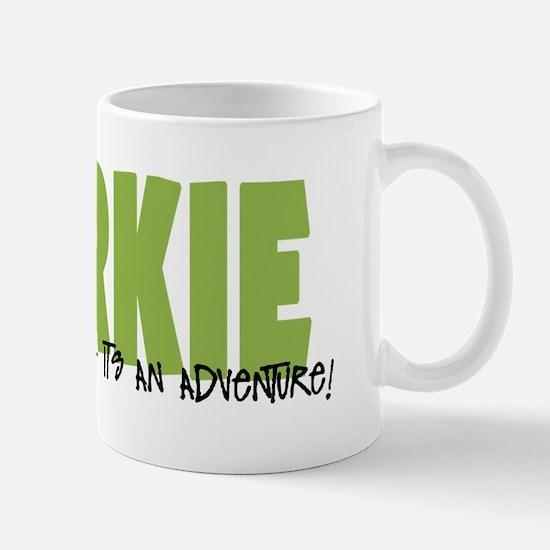 Morkie ADVENTURE Mug
