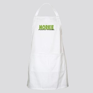 Morkie ADVENTURE Apron