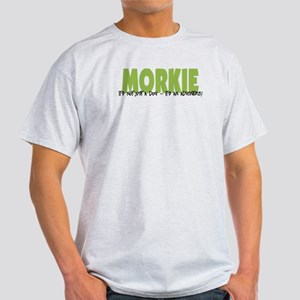 Morkie ADVENTURE Light T-Shirt