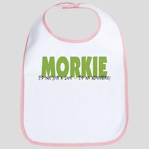 Morkie ADVENTURE Bib