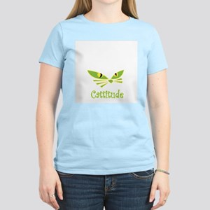 Cattitude T-shirts and gifts. T-Shirt
