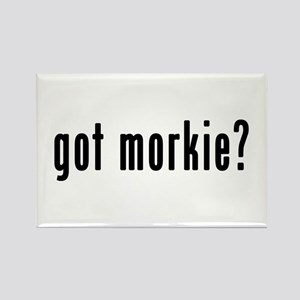GOT MORKIE Rectangle Magnet