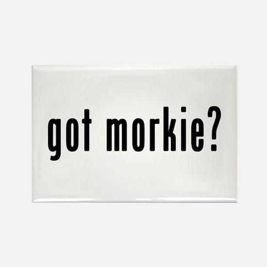 GOT MORKIE Rectangle Magnet