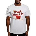 Nevaeh Lassoed My Heart Light T-Shirt