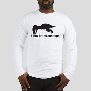 Poor T-rex Long Sleeve T-Shirt