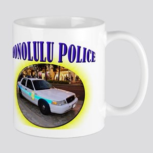 Honolulu Police Mug