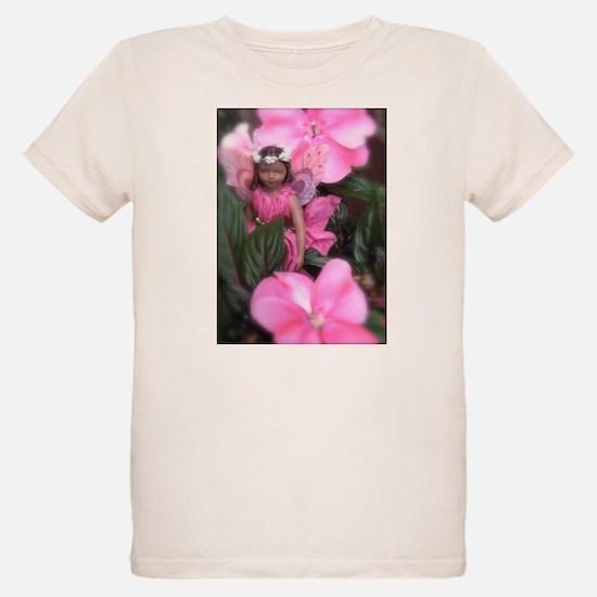 Pink Flower Fairy T-Shirt