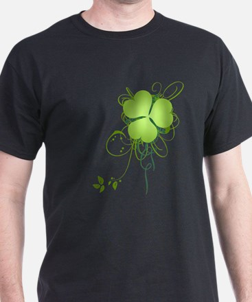 Shamrock [swirls] T-Shirt