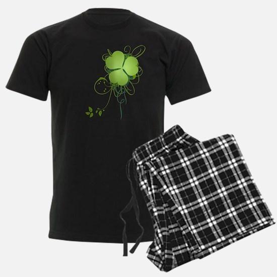 Shamrock [swirls] Pajamas
