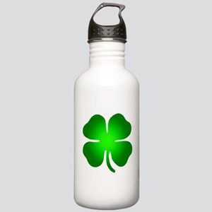 Four Leaf Clover Stainless Water Bottle 1.0L