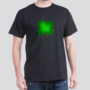 Four Leaf Clover Dark T-Shirt