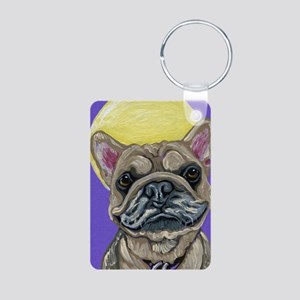 French Bulldog Smile Keychains