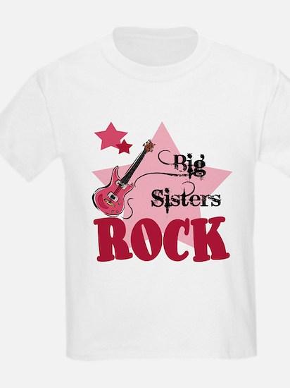 Cute Big sisters rock T-Shirt